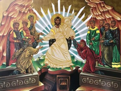 Passionists UK Holy Saturday: Christ's Descent into Hell