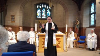 Passionists UK Celebrating 40 Years as a Passionist Priest
