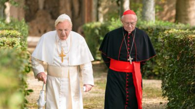 Passionists UK At the Movies: 'The Two Popes'