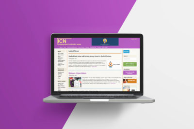 Passionists UK How I founded the first daily online Catholic news service in the UK