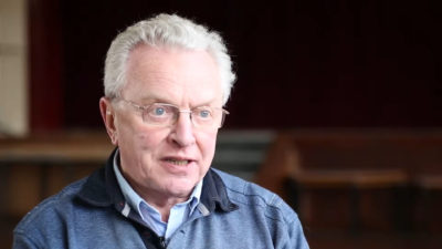 Passionists UK Fr Nicholas Postlethwaite: What being a Passionist means to me